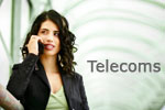 click for telecoms recruitment page