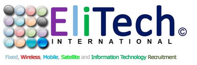 EliTech International Services logo. Call 0845 475 2242